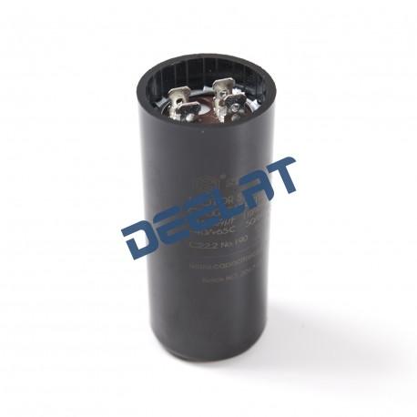Motor Start Capacitor – 216 – 259 Microfarads - 8.5 x 3.6 x 8.5_D1157835_main