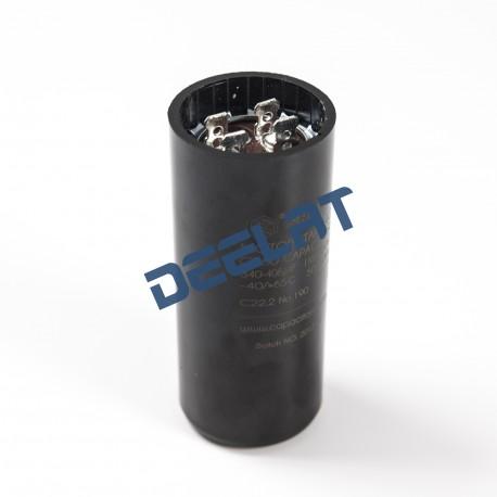 Motor Start Capacitor – 340 – 408 Microfarads - 8.5 x 3.6 x 8.5 cm_D1157841_main