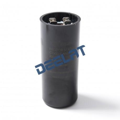 Motor Start Capacitor – 200 – 240 Microfarads - 8.5 x 3.6 x 8.5 cm_D1157834_main