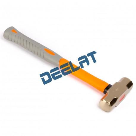 Sledge Hammer - Non-Sparking - Aluminum Bronze - 1000g - 400mm_D1140401_main