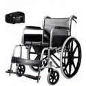 Wheelchair - Aluminum Alloy - Low Seat - Commode_D1147479_1