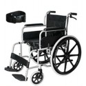 Wheelchair - High-Carbon Steel - Low Seat - Commode_D1147480_1