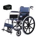 Wheelchair - High-Carbon Steel - Plastic Wheels_D1147474_1