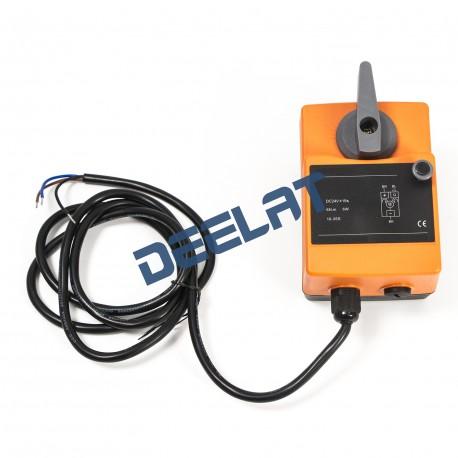 Fast Running Control Ball Valve Actuator – AC – 6 N.m, 24 V – 0 (2)-10 V DC/ 0 (4)-20 mA_D1774501_main