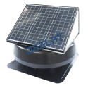"Solar Powered Exhaust Fan and Ventilator - 12W - Adjustable - 12"" - Roof Mounted_D1155703_1"
