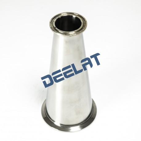 """Concentric Reducer – Tri-Clamp – 3A – 2-1/2"""" – 2""""_D1140624_main"""