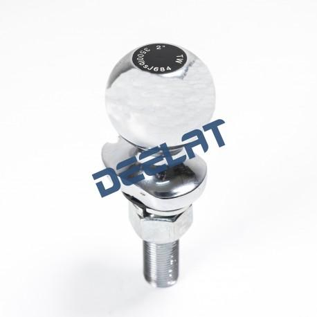 "Hitch Ball – Stainless Steel – Ball Diameter 2-5/16"" – Shank 2-1/2"" x 1"" - Capacity 6000 lbs_D1158929_main"