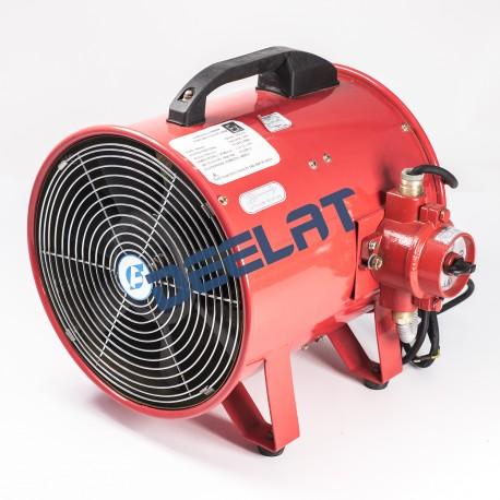 Explosion Proof Fan >> Explosion Proof Fan Ventilation Diameter 300 Mm Single Phase 220v