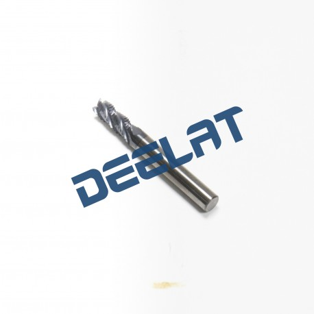 End Mill - Single Flute - Aluminum and Alloy - Dia. 5mm x 40_D1154675_main