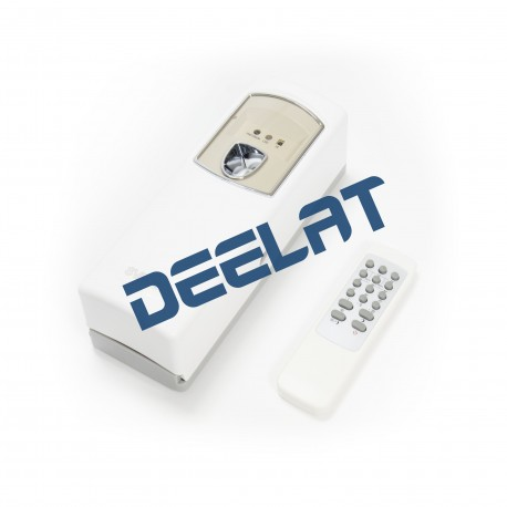Automatic Air Freshener, Battery Powered with Remote Control_D1150638_main