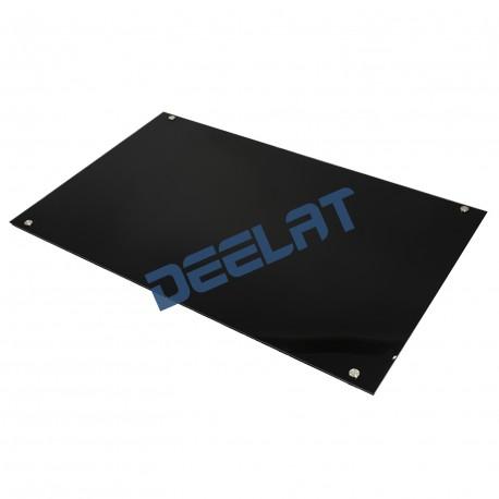 "Wall Heating Panel - 23 5/8"" x 39 3/8"" x 7/8"" - 450W, 110V - Glass_D1160513_main"