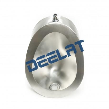 Urinal - Stainless Steel - Top Spud - 49cm x 35cm x 29cm_D1160450_main