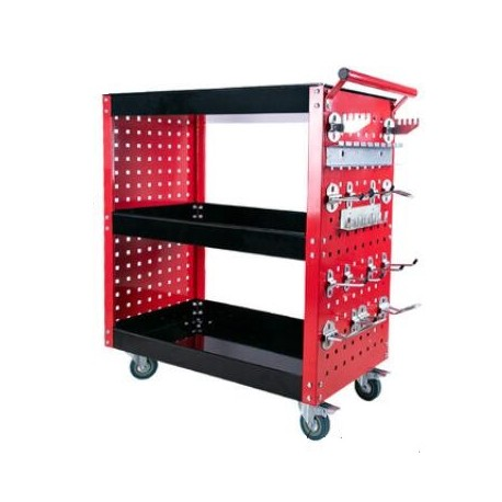 """Mobile Maintenance & Work Center Carts (Frame) - Luxury with Hooks - 30"""" x 14"""" x 31""""_D1778447_main"""