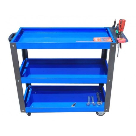 """Mobile Maintenance & Work Center Carts (Frame) - Thick, With Tool Shelf - 28"""" x 14"""" x 30""""_D1778474_main"""