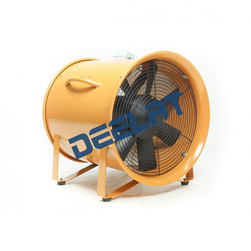 Portable Ventilation Fan - Diameter 400 mm - Single Phase ...