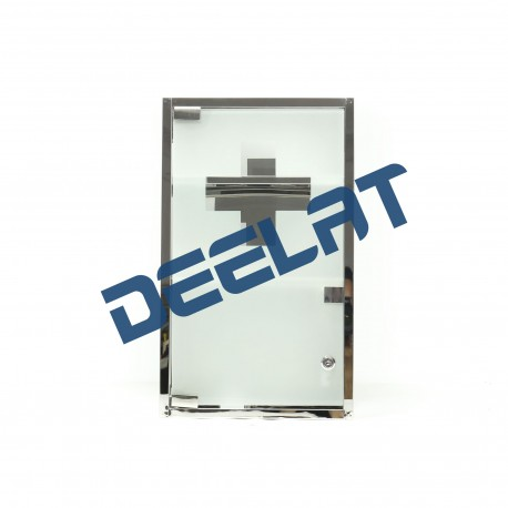 304BA Stainless Steel Medicine Cabinet - 32*45*10cm_D1159625_main