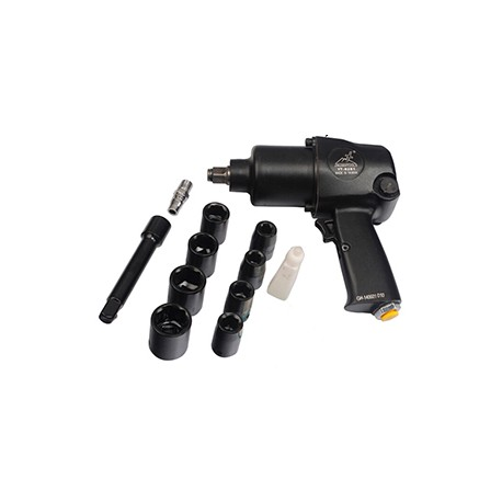 """Pneumatic Wrench Set - 1/2"""" - 7000 RPM, 900 N.m - Heavy Duty Square Drive_D1155333_main"""