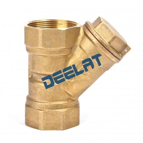 """Brass """"Y"""" Strainer Valve – 2""""_D1146128_main"""