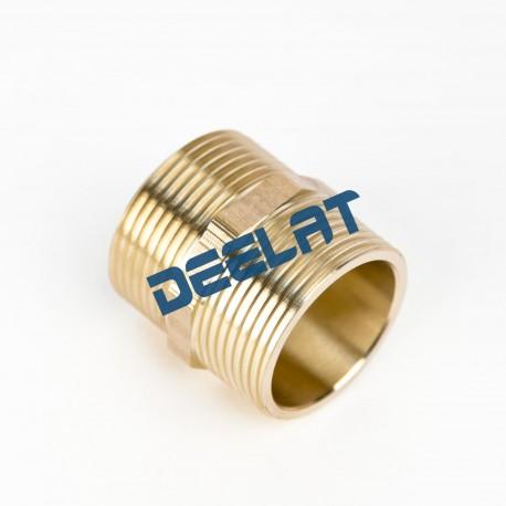 """Brass Thread Fitting Nipple – Male - 3/8""""_D1146063_main"""