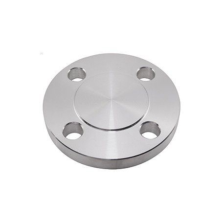"""Blind Flange - Nominal Pipe Size 1-1/2"""" - Class 150 - Raised Face - Stainless Steel - F316/316L_D1150187_main"""