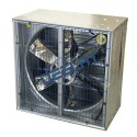 Industrial Exhaust Fan - Push-Pull Centrifugal - 28""
