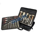 Non-Sparking Tool Set - 28 pcs - Metric_D1140506_1