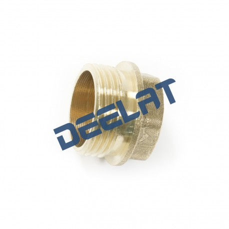 Brass Thread Fitting Cap - Male - 1''_D1146080_main