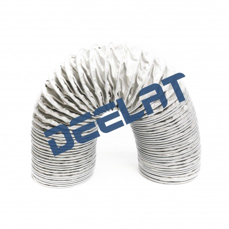 "Heat and High Temperature Resistant Duct - 6"" (Diameter) x 30 ft (Length) - 1470°F_D1171925_main"
