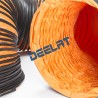 """Heat and High Temperature Resistant Duct - 10"""" (Diameter) x 16 ft (Length) - 212°F_D1143767_2"""