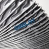 """Heat and High Temperature Resistant Duct - 16"""" (Diameter) x 32 ft (Length) - 660°F_D1143794_3"""