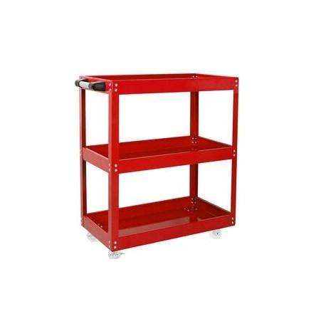 "Mobile Maintenance & Work Center Carts (Frame) - Red - 28"" x 14"" x 29""_D1778480_main"