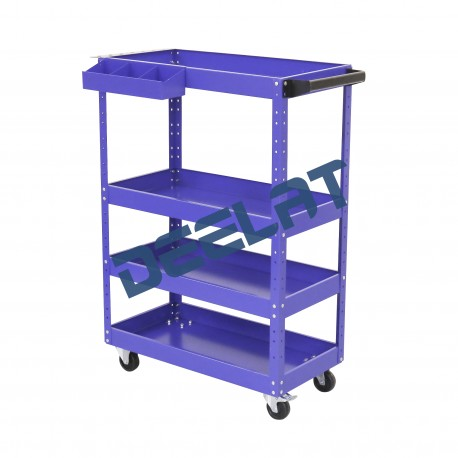 "Mobile Maintenance & Work Center Carts (Frame) - 4 Shelves - 28"" x 14"" x 30""_D1778616_main"
