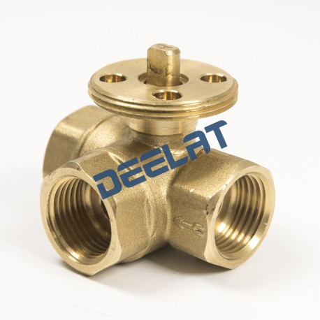 "Valve Body – 3-Way – 2"" DN (DN 50)_D1774459_main"