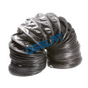 "Flameproof Duct - Ventilation Diameter 16"" - Length 16 ft_D1143818_1"