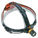 High Power 1W LED Headlamp with 2 Blinking Red LEDs - 180lm - 3-5 Hours_D1148613_1