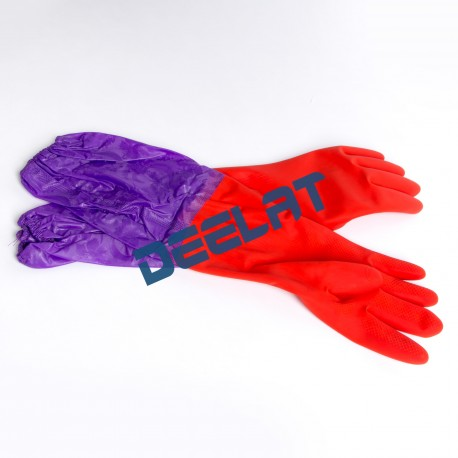 Dishwashing Gloves - Elbow Length - Extra Thick - Small_D1009052_main