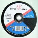 "100 pcs pack Depressed Center Cutting wheel for Metal Type-42-7""_D1140662_1"