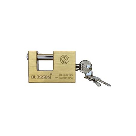 Lock - Brass - Rectangle - 5-Pin Tumbler_D1140854_main