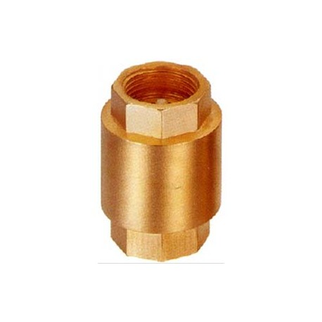 "Check Valve - Vertical - Copper - 3/4"" - Female-Female_D1141343_main"