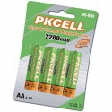 AA NiMH Rechargeable Batteries - 2100 mAh 4-Pack