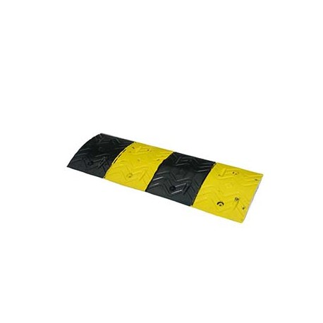 Rubber Speed Bump - End Cap - 190 x 380 x 50mm_D1146859_main