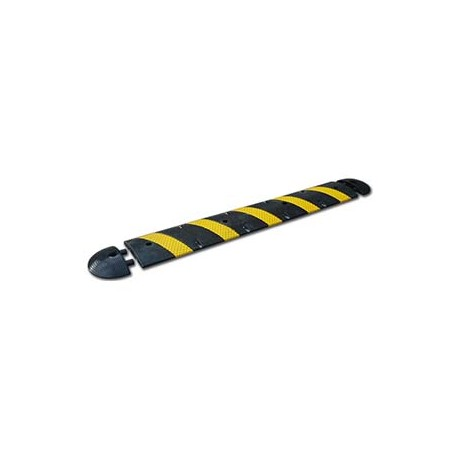 "Rubber Speed Bump - End Cap - 6"" x 12"" x 1.8""_D1146875_main"