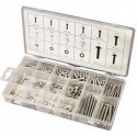 224 Piece Stainless Steel Nut & Bolt Kit