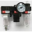 "2000 L/min Automatic Drain Air Source Treatment Components Differential Pressure Drainage--1/4""_D1156459_1"