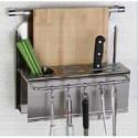 Kitchen Shelf Organizer Stainless Steel - 380x340x250mm_D1161284_1