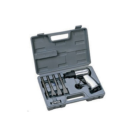 Air Hammer - Kit - 9 Piece - Round/Hex - 150mm Length - 5000BPM_D1161380_main