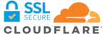 SSL Secure CloudFlare - D1140044