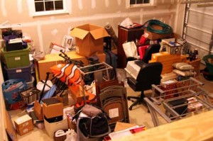 Tips for cleaning and organizing a garage or tool shed