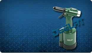 Pneumatic / Hydraulic Nut Riveter Guns
