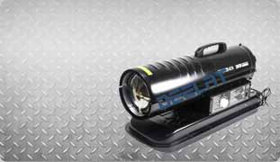 Kerosene or Diesel Forced Air Heaters